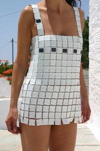 Solar Powered Dress