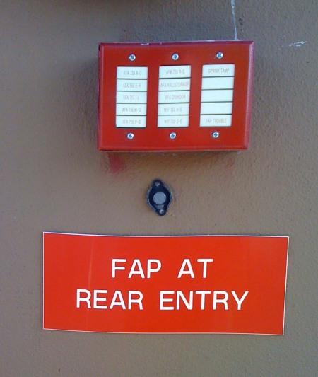 Fap Trouble