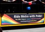 Ride Metro  with Pride!